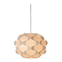 Gunner Jensen - FILLSTA Pendant Lamp | IKEA - Pendant lamp, white