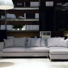 Contemporary Sectional Sofas by Briers Home Furnishings