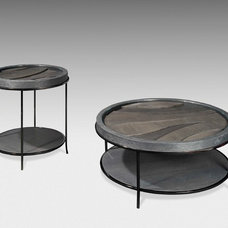Contemporary Side Tables And End Tables by Planum