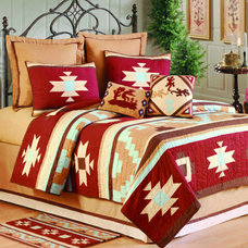 Eclectic Bedding by Lone Star Western Decor