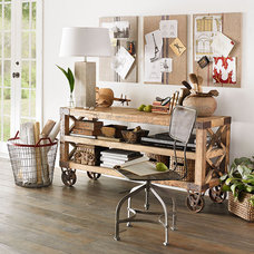 Rustic Buffets And Sideboards by Wisteria