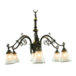 EuroLux Home - Large Heavy Consigned Vintage French Gothic - Product Details