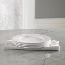 Hotel Collection, Bone China 4 Piece Appetizer Plates -