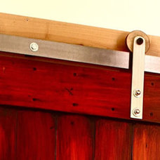 Modern Barn Door Hardware by Rustica Hardware