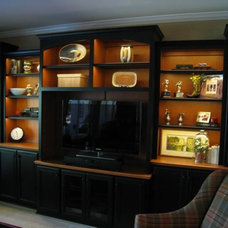 Home Theater by Legend Lighting