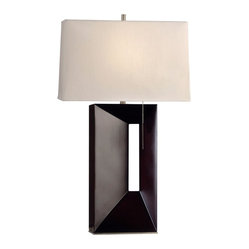Contemporary Nova Parallux Standing Table Lamp