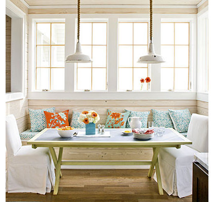 Bright and breezy, coastal style transports you straight to the ...