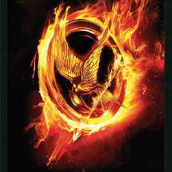 Amanti Art - Hunger Games - Teaser Framed with Gel Coated Finish - May the Gods be Ever in Your Favor.'The Hunger Games' is based on the critically acclaimed and worldwide bestseller by Suzanne Collins, to be released to a theatre near you on March 23rd, 2012.