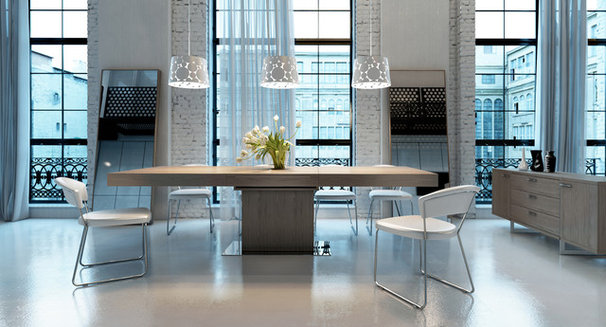 Modern Dining Tables by Real Deal Furniture & Mattress