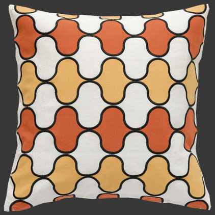 eclectic pillows by madaspenhome.com
