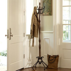 Traditional Coat Stands And Umbrella Stands by Pottery Barn