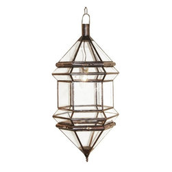 Clearly Moroccan Pendant - Clayton Gray Home -