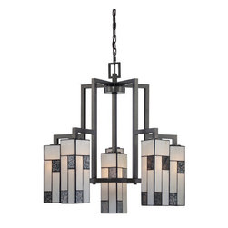 Designers Fountain - Designers Fountain 84186  6 Light Down Lighting Chandelier from the Bradley Coll - Features: