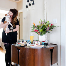 Knoxy Knox's Inviting, Modern Home House Tour | Apartment Therapy