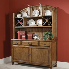 Traditional Buffets And Sideboards by National Furniture Supply