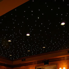 Eclectic Ceiling Lighting by CinemaTech Theater Seating, Design & Acoustics