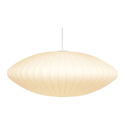 Nelson Pendant Lamps | Room & Board - We are simply kookoo for Nelson Pendant Lamps over here at Houzz, and MoMA is too - they are part of its collection. Get a piece of functional modern art for yourself and dangle it over your dining room table.