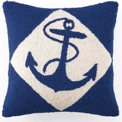 RR - On Sale Blue Natuical Hook Pillow - On Sale Blue Natuical Hook Pillow