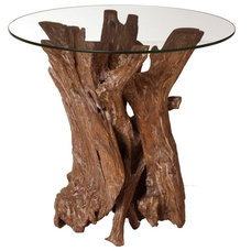 Rustic Side Tables And End Tables by Masins Furniture