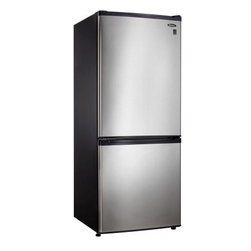 Danby - DFF261BSLDB 9.2 cu. ft. Bottom-Freezer Mid-Size Refrigerator with 2 Adjustable S - Danbys commitment is to provide exceptional quality and value with a continued dedication for creating innovative unique products that are designed to fit your lifestyle Danby was founded in 1947 as a manufacturer of small electrical appliances and c...