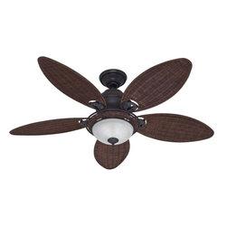 """Hunter Fan - Hunter Fan Caribbean Breeze - 54"""" - Hunter Fan Caribbean Breeze - 54"""""""