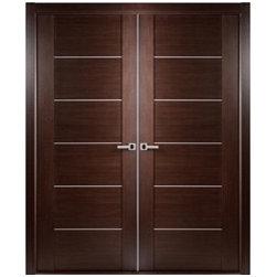 Maximum 201 French Doors - Modern Interior Doors / Contemporary Interior Doors