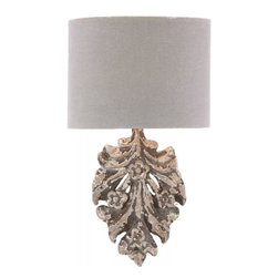 Aidan Gray - Aidan Gray | Fleurette Sconce - The hand carved floral wood applique is as unique as the artist who creates it. The Rustic Dark Grey finish is made to wear and chip with time.
