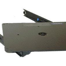 Shelves That Slide 225 lb capacity heavy duty tv swivel / slideout