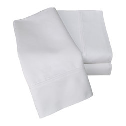 1000 Thread Count Cotton Rich Split King White Oversized Sheet Set - Cotton Rich 1000 Thread Count Split King White Sheet Set'Split-King' is also known as 'Dual-King' 55% Cotton and 45% Polyester, Wrinkle Resistant