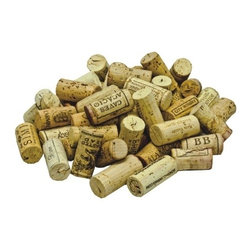 Franmara - Pack of 50 Environmentally Conscious Recycled Natural Corks - This gorgeous Pack of 50 Environmentally Conscious Recycled Natural Corks has the finest details and highest quality you will find anywhere! Pack of 50 Environmentally Conscious Recycled Natural Corks is truly remarkable.