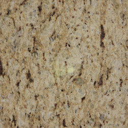 Venetian Gold Light - Venetian Gold Light Polished Slab Cream background with pale random gold and light brown highlights. Also Known As: Giallo Ornamental, Santa Cecilia Light, Ornamental Gold,