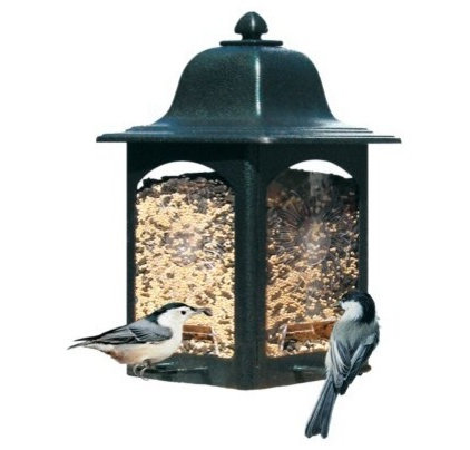 traditional bird feeders by Target
