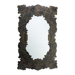 Cyan Design - Cyan Design 45x28 Laurent Wall Mirror - 45x28 Laurent Wall Mirror
