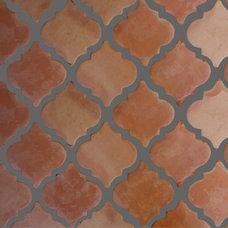 Riviera Clay Saltillo Tile