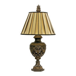 Dimond - Dimond 91-243 French Pierce Traditional Table Lamp - Dimond 91-243 French Pierce Traditional Table Lamp