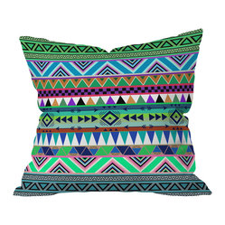 Bianca Green Esodrevo Throw Pillow, 26x26x7