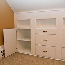 Traditional Storage And Organization by Martin Dewitt Smith