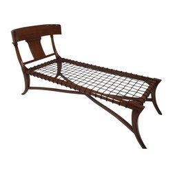 Robsjohn Gibbings Style Klismos Chaise Lounge - $8,500 Est. Retail - $3,500 on C -