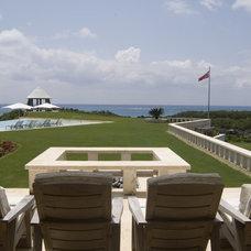 Beach Style Landscape by OBM International