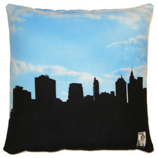 Eclectic Decorative Pillows by Aroopy Inc