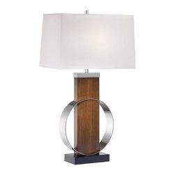 Minka-Lavery - Minka-Lavery 1 Light Table Lamp - 10031-0 - Illumination