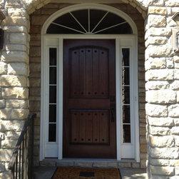 Custom Front Door - Custom Front Door