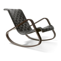 DONDOLO Rocking Chair Leather Straps -
