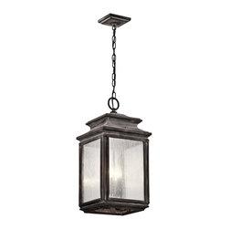 Kichler Lighting - Kichler Lighting 49505WZC Wiscombe Park 4 Light Outdoor Pendants/Chandeliers in - Outdoor Pendant 4Lt