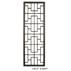 Contemporary Screens And Room Dividers by Golden Lotus Antiques