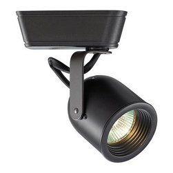 WAC Lighting - WAC Lighting HHT-808LED Low-Voltage LED Track Head for H-Track Systems - WAC Lighting HHT-808LED Features: