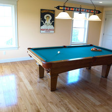 Traditional Hardwood Flooring by Maine Traditions Flooring