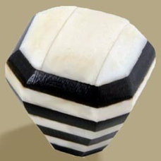 contemporary knobs by natureshardware.com