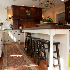 Kitchen Cabinetry by Van Jester Woodworks