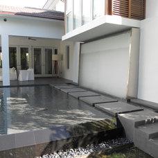 Modern  by Aquatic Consultants, Inc